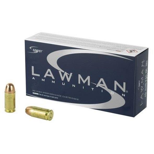 Speer Lawman 45ACP 230gr TMJ 50