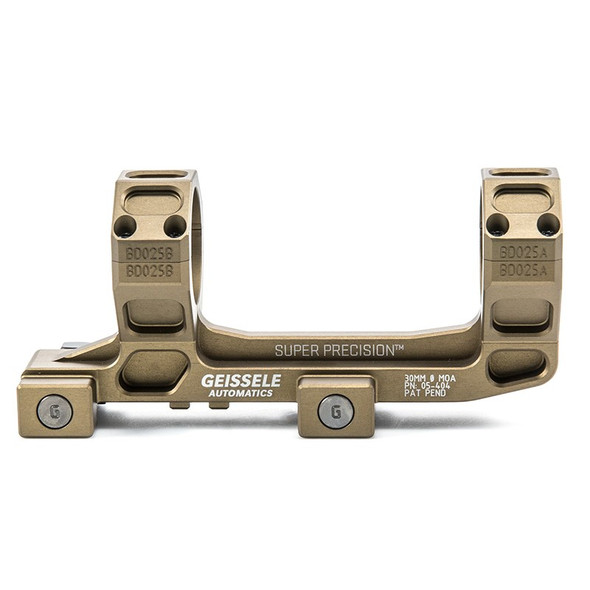 Geissele Super Precision® - AR15 / M4 Scope Mount 34mm 20MOA