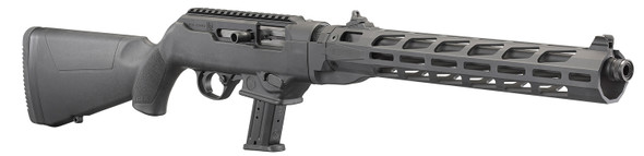 """Ruger PC Carbine 17Rd 9mm, 16.12"""" Heavy Fluted Threaded Barrel"""