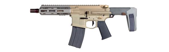 """Q Honey Badger 7"""" Pistol 300blk"""
