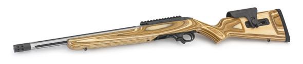 Ruger 10/22 Competition 22LR Natural Brown Laminate
