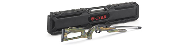 Ruger 10/22 Competition Green Mountain Barracuda 22LR