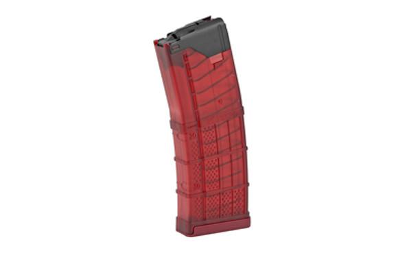 LANCER L5AWM30 .223/5.56 Translucent Red - 30RD