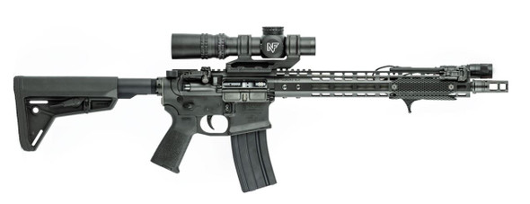 Engineered to be the lightest QD scope mount, without compromising an ounce of strength.