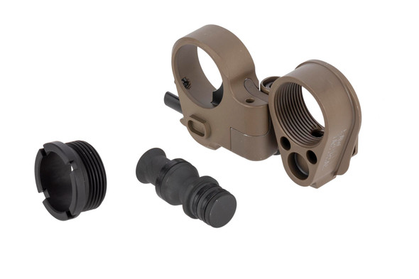 LAW Tactical AR-15 Gen 3 Folding Stock Adapter - Gen3