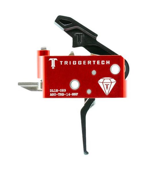 TRIGRTECH AR15 Diamond Flat Trigger RH