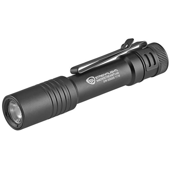 Streamlight Macrostream Flashlight 500 Lumens Blk