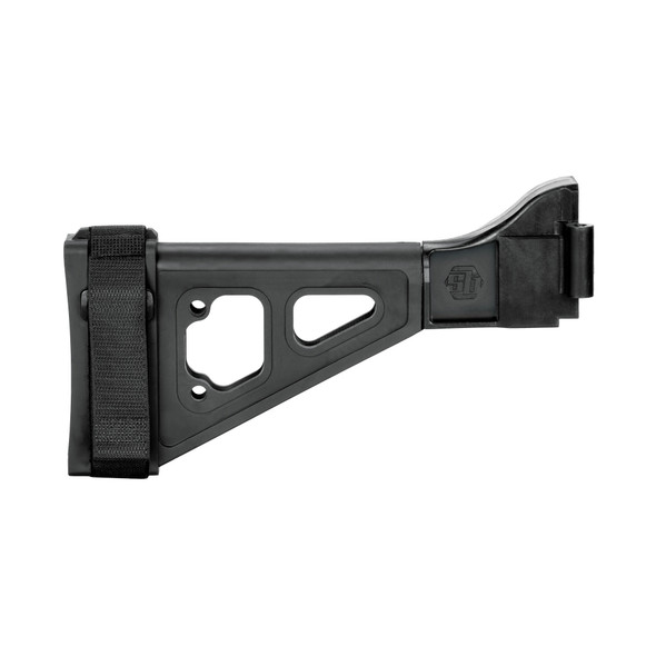 SB Tactical Folding Pistol Brace Blk