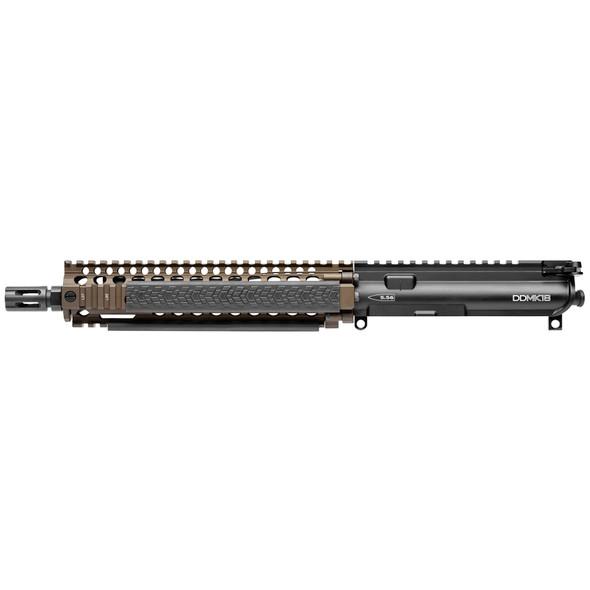"Daniel Defense MK18 URG Complete Upper 5.56 10.3"" - FDE"
