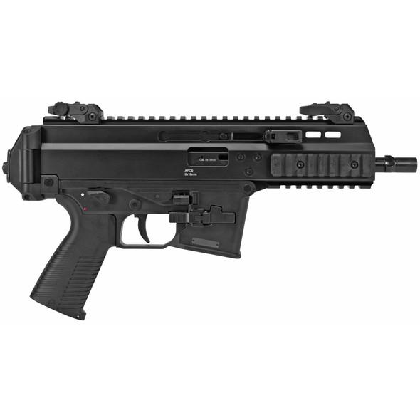 B&T APC9 Pro 9mm Glock Mags No Brace