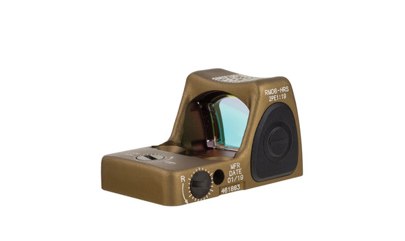 Trijicon RMR HRS Type 2 Red Dot Sight