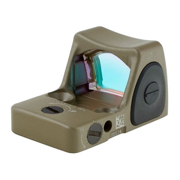 Trijicon RMR Type 2 Adjustable 3.5 moa - FDE
