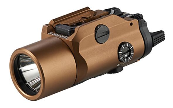 Streamlight TLR-VIR II Tac Light with IR Laser - Coyote Brown