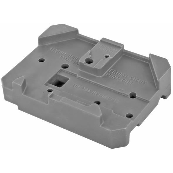 Wheeler AR Armorer's Bench Block - Gray
