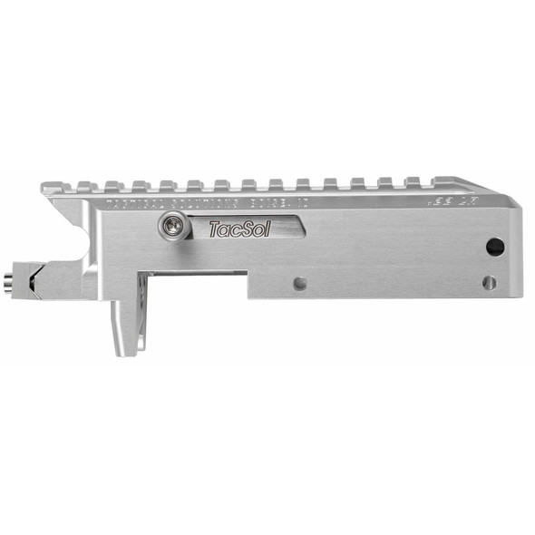 Tactical Solutions X-Ring 10/22 Receiver - Silver