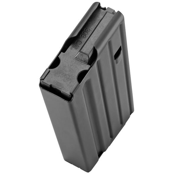 Duramag 7.62 SR25 Mag SS - 20rd Black