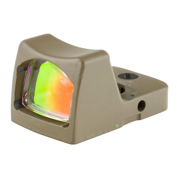 Trijicon RMR Type 2 Red Dot Sight- FDE