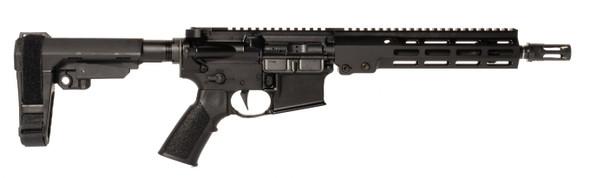 """Geissele Super Duty Pistol, 10.3"""", 5.56MM - LUNA BLACK"""