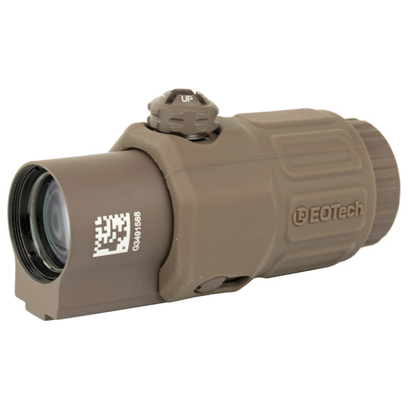 Eotech G33.STS 3x Magnifier Tan w/ Switch to Side Mount
