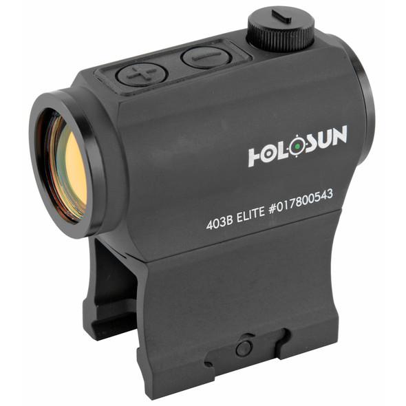 Holosun Elite 20mm Shake Awake - Green