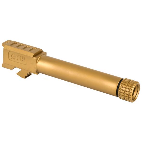 Grey Ghost Precision Match Grade Threaded Barrel For Glock 19 - TIN