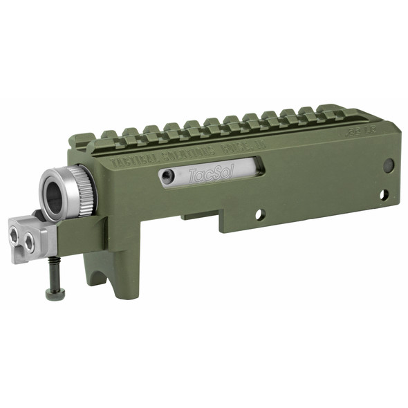 Tactical Solutions X-Ring 10/22 TD Receiver - OD Green