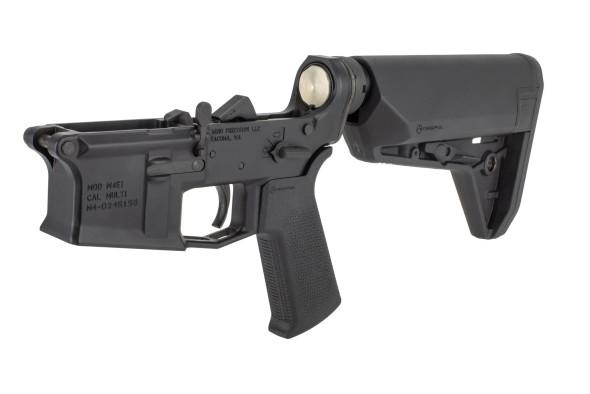 Aero Precision Complete M4E1 Lower - Magpul SL-S