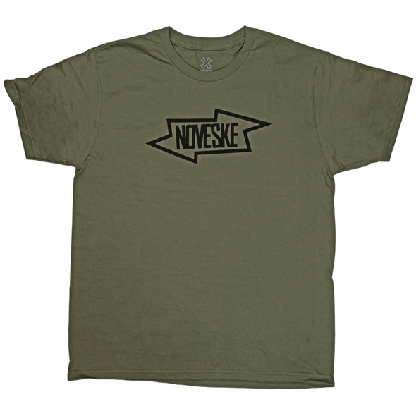 Noveske Bolt T-shirt - Mil Green