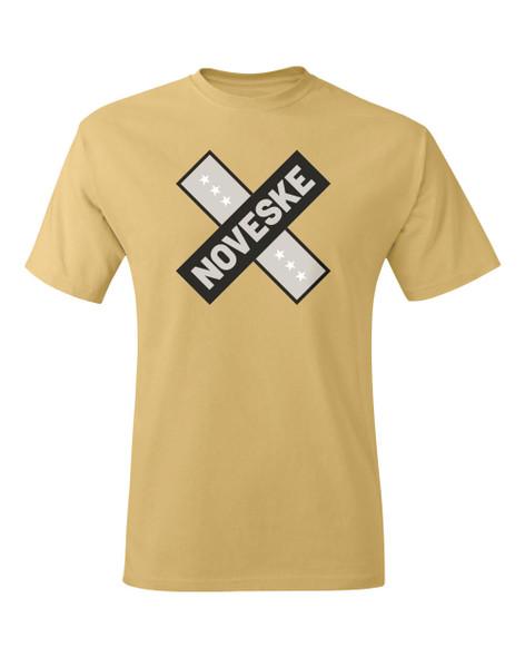 Noveske X Tee T-shirt - Mustard
