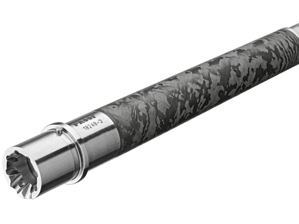 """Proof Research 18"""" 6mm ARC Carbon Fiber Barrel with Gas Tube"""