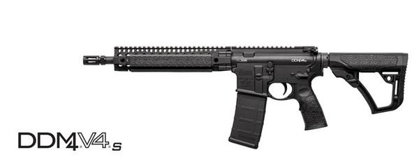 "Daniel Defense DDM4V4S 55.6 11.5"" Short Barreled Rifle"