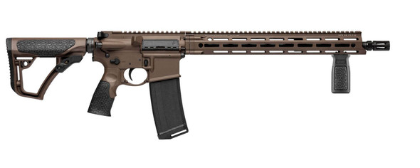 "Daniel Defense DDM4V7 16"" 5.56mm Mil Spec+"