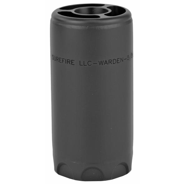 Surefire Warden 7.62 Direct Thread - 5/8x24 - Black