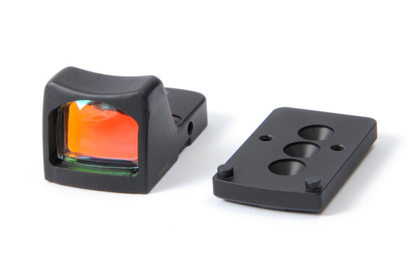 Unity Tactical FAST LPVO Offset Adapter Plate - RMR/SRO