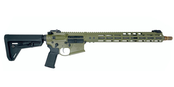 "Noveske Gen 4 Rifle 16"" 5.56 Bazooka Green"