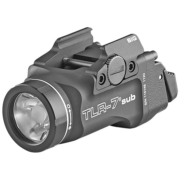 Streamlight TLR-7 Weaponlight for P365/XL