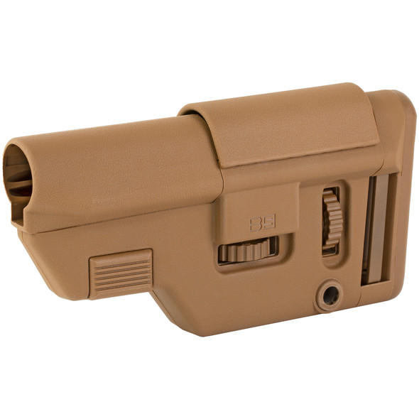 B5 Systems Collapsible Precision Stock Short - Coyote Brown