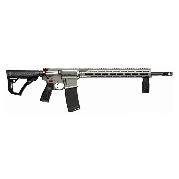 "Daniel Defense DDM4V7 Pro Series 18"" - Gun Metal Gray"