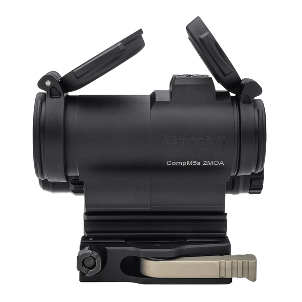 Aimpoint CompM5S 2moa with LRP 39mm Mount