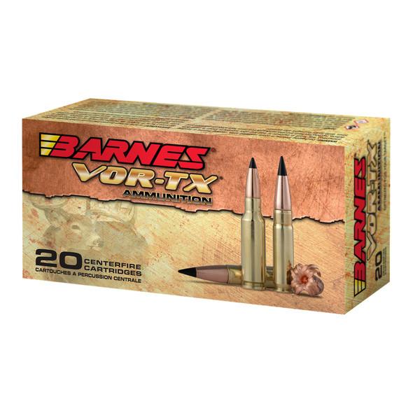 Barnes VOR-TX 6.5 Grendel TTSX 115gr 20rd