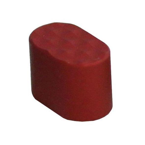 Seekins Precision Billet AR15 Mag Release - Red