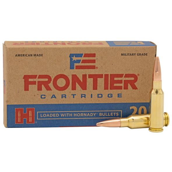 Frontier 6.5 Grendel 123gr FMJ - 20rd Box