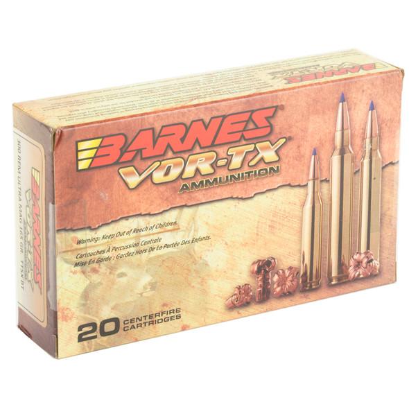 Barnes VOR-TX - 300 RUM 165Gr TTSX Lead Free - 20 Rds