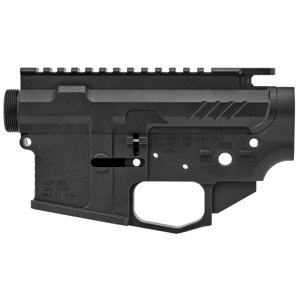 Grey Ghost Precision AR-15 Billet Receiver Set