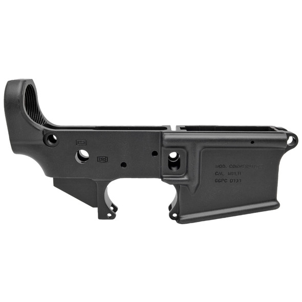 Grey Ghost Precision Cornerstone Forged Lower - Blem