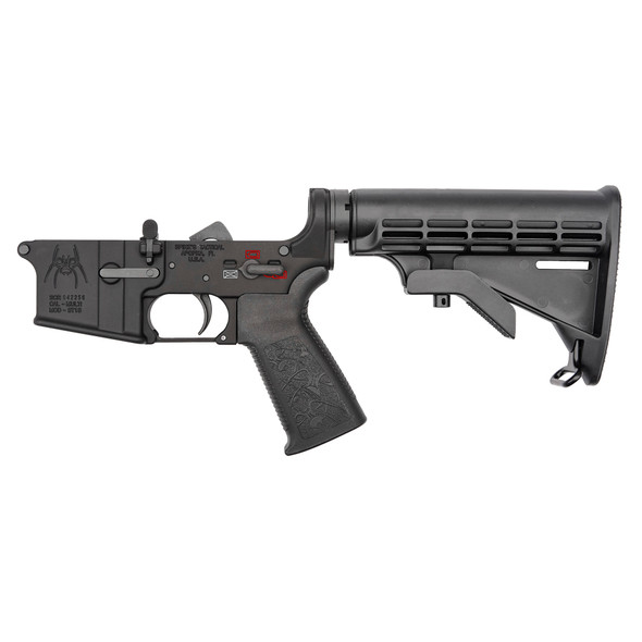 Spikes Tactical Complete Lower - Color Filled