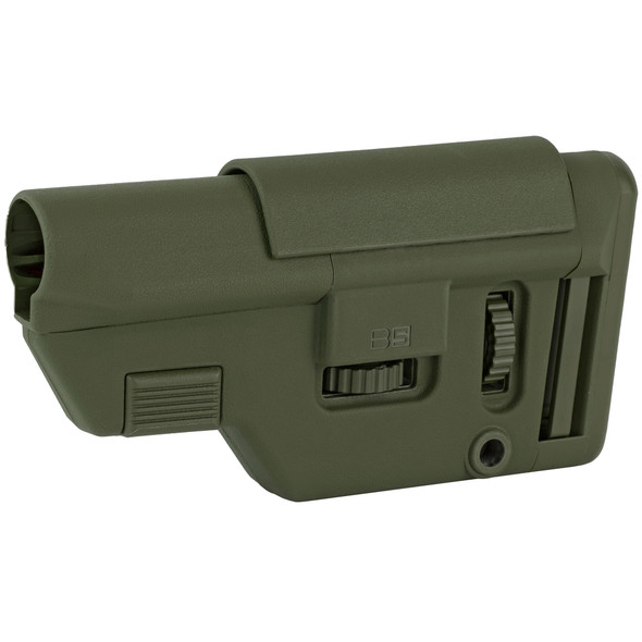 B5 Systems Collapsible Precision Stock - OD Green