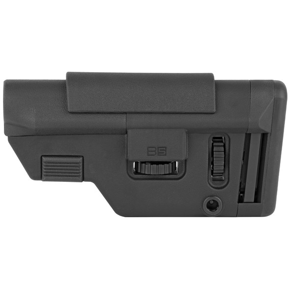B5 Systems Collapsible Precision Stock - Black