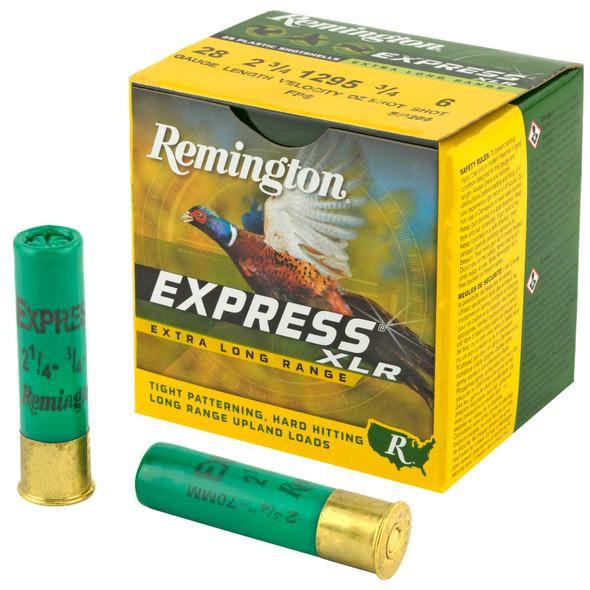 """Remington Express XLR - 28Ga 2.75"""" 0.75 oz. Lead - 25 Rounds"""