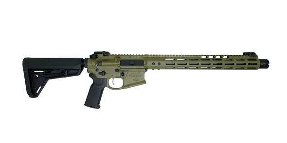 "Noveske 13.7"" Gen 4 Infidel Rifle 5.56 Bazooka Green"